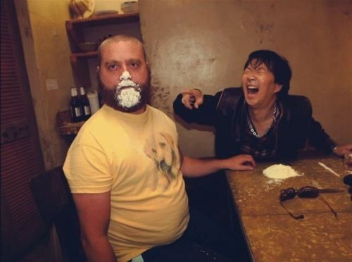 priceless - leslie chow and 1/4 of the wolfpack, alan garner - the hangover trilogy