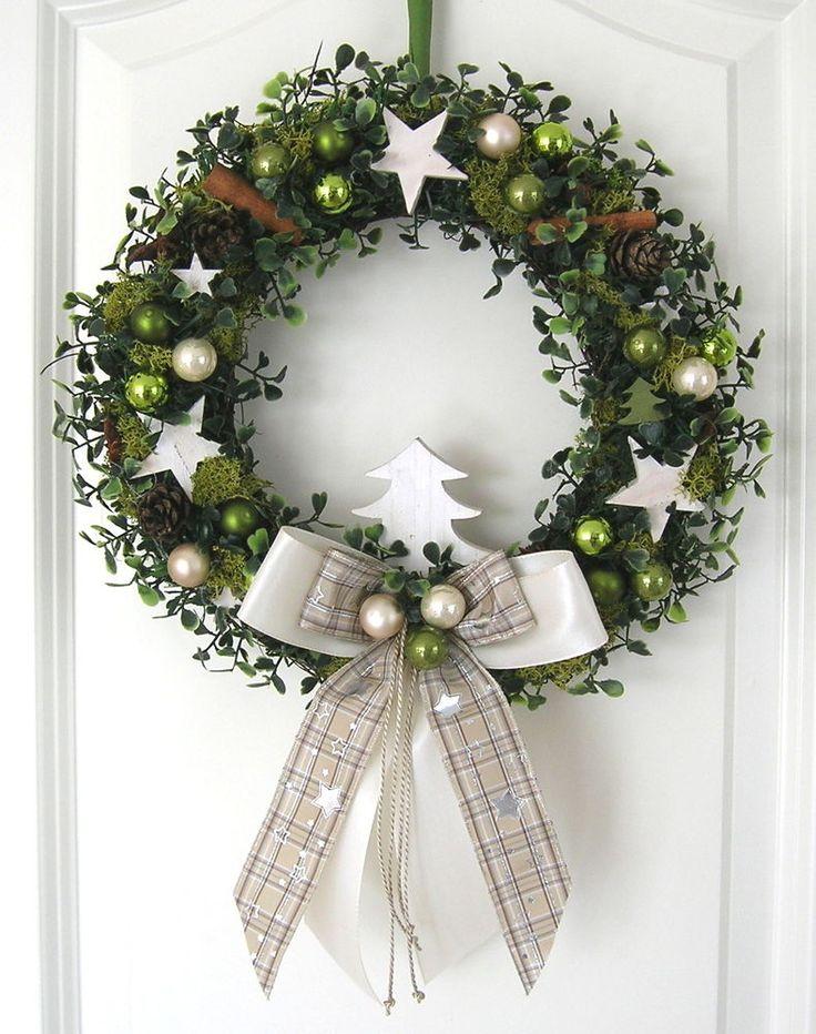 die 25 besten t rkranz weihnachten ideen auf pinterest diy t rkranz weihnachten t rkranz. Black Bedroom Furniture Sets. Home Design Ideas