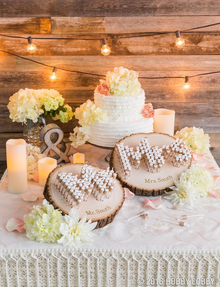 hobby lobby wedding decorations 121 best rustic wedding decor images on 4822