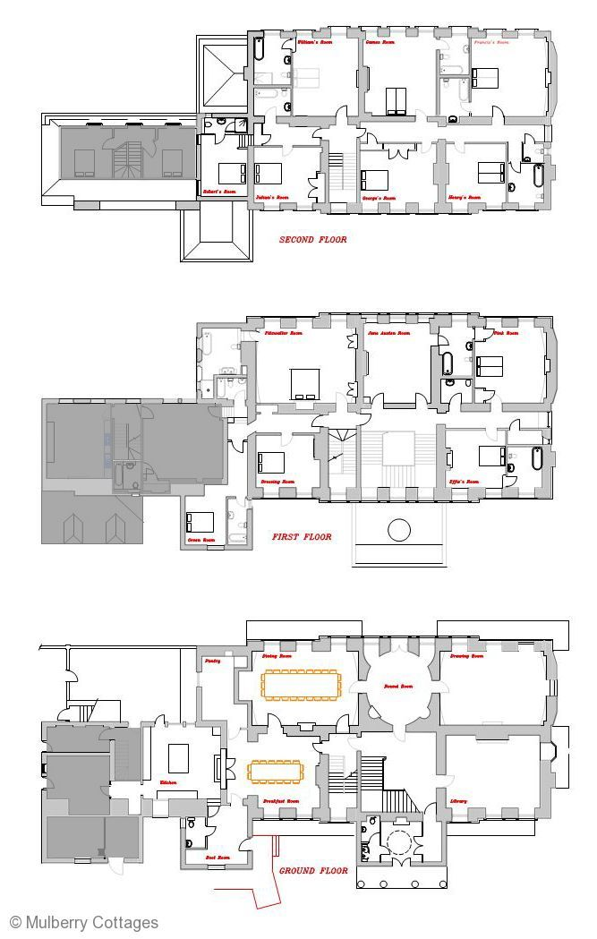 182 best Floor plans CLASSIC images – Holiday House Floor Plans