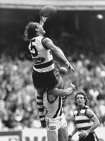 Gary Ablett Senior of Geelong Football Club