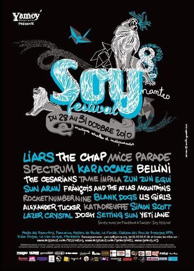 Soy Festival Nantes 2010