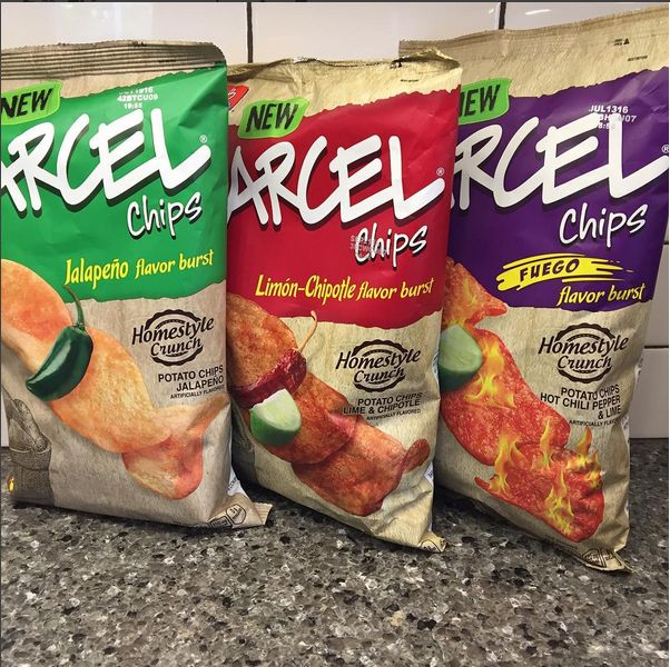 Barcel Chips Jalapeno, Lime Chipolte and Fresco