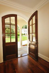 17 best images about glass entrance doors on pinterest for Entry door with window that opens