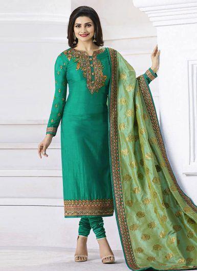 89eea3ee5d Latest Pakistani Indian Straight Cut Salwar Kameez 2018-19 Designs ...