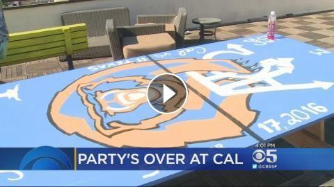 Sex Assaults Spur Suspension Of UC Berkeley Fraternity And Sorority Parties: UC Berkeley fraternities and sororities halt parties following…