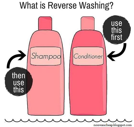Nouveau Cheap: What Is Reverse Hair Washing and Is It Right for You?