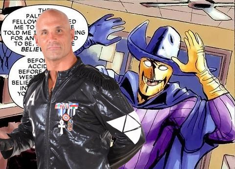 With Title Role Unavailable, Pro Wrestler Christopher Daniels Would Like To Play Madcap In Deadpool 3