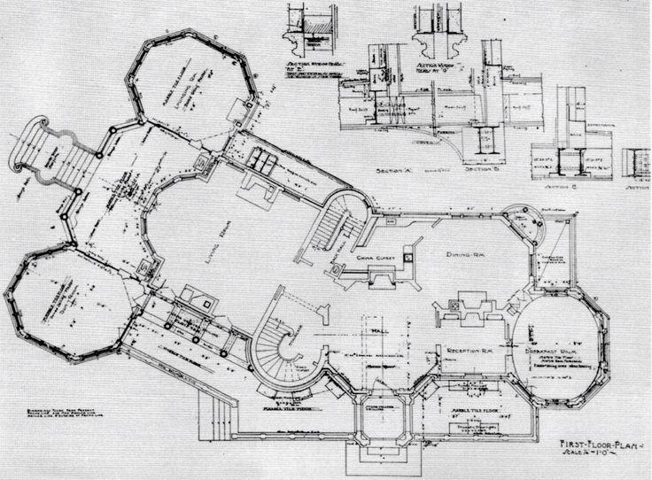 Lilliothea 1st floor Practical magic house