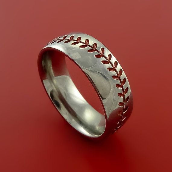 Top 10 Engagement Ring Designs Our Insta Fans Adore: 10+ Ideas About Baseball Ring On Pinterest