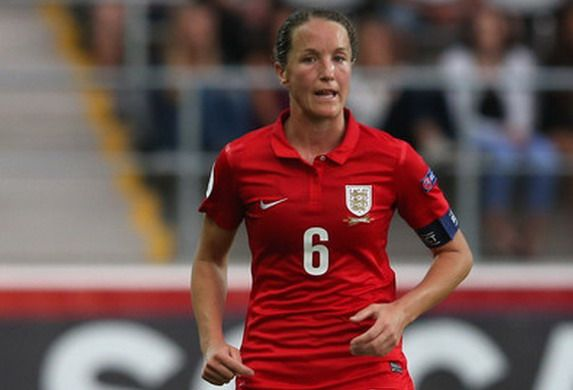 Arsenal Ladies & England women's footballer Casey Stoney comes out as gay