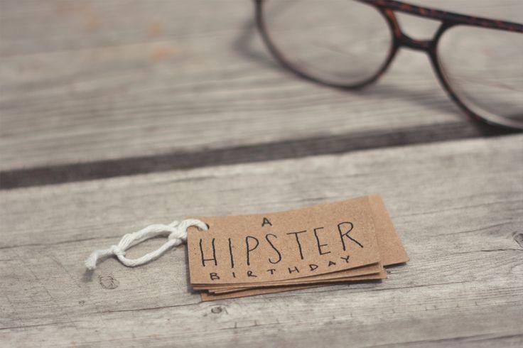 Elisha Guido Writes: Hipster Birthday
