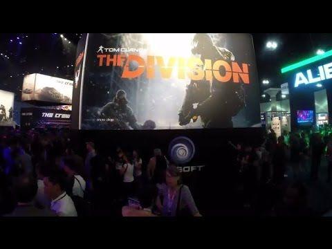 Lasst uns erneut hinter die Kulissen der E3 werfen und einen exklusiven Blick hinter die Kulissen des The Division Booths riskieren. Zusätzlich dazu möchten wir euch noch die Highlights unseres VIP Community Events zeigen.  Tom Clancy's The Division erscheint 2015 für Xbox One, PlayStation 4 und PC.   Weitere Informationen dazu findet ihr hier: www.thedivisiongame.com