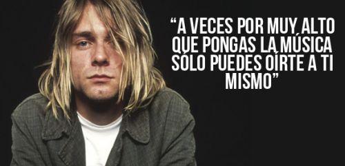 Frases inolvidables de canciones de Kurt Cobain (Nirvana) – Frases ...