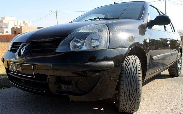 Annonce de vente de voiture occasion en tunisie RENAULT CLIO Ariana