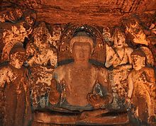 "Mahāyāna-- (Sanskrit for ""Great Vehicle"") is one of two (or three, under some classifications) main existing branches of Buddhism and a term for classification of Buddhist philosophies and practice. The Buddhist tradition of Vajrayana is sometimes classified as a part of Mahayana Buddhism, but some scholars may consider it as a different branch altogether."