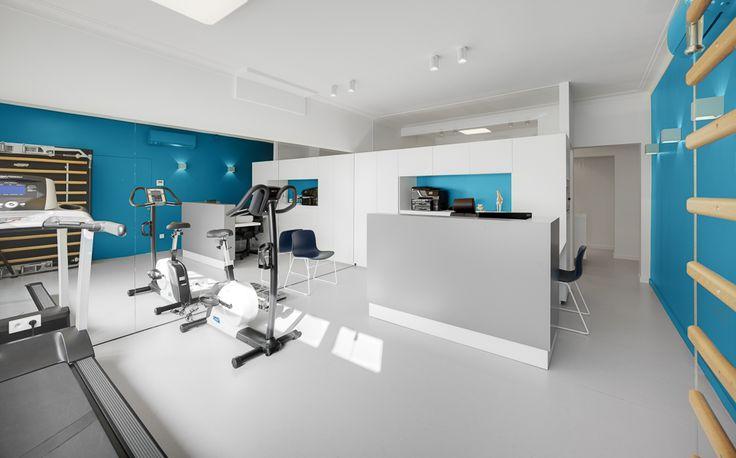 Transformation d'un appartement en cabinet de kinésithérapie