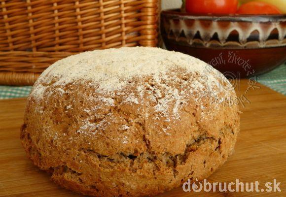 Írsky sódový chlieb