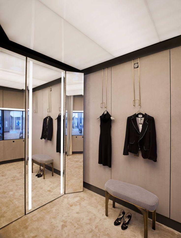Selfridges Personal Shopper Fitting Room Google Search Papillone Store Pinterest Room