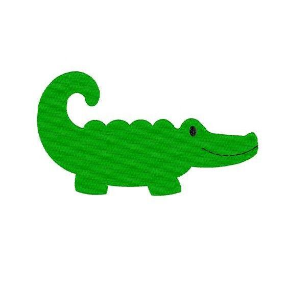 Crocodile Silhouette Google Search Grands Pinterest Applique