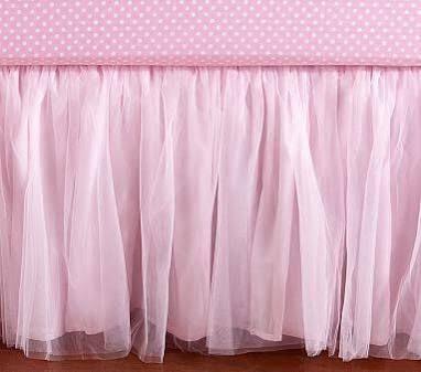 Best 20 Tulle Crib Skirts Ideas On Pinterest