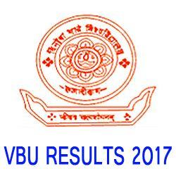 VBU Result 2017 - Vinoba Bhave University Part-1, 2, 3 Results @vbu.ac.in, VBU Exam Results 2017, VBU Results 2017, VBU BA-BSC-BCOM Results 2017