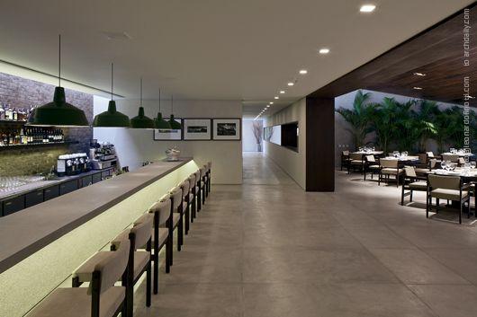 Galeria - Restaurante Gero - Barra da Tijuca / Isay Weinfeld - 61