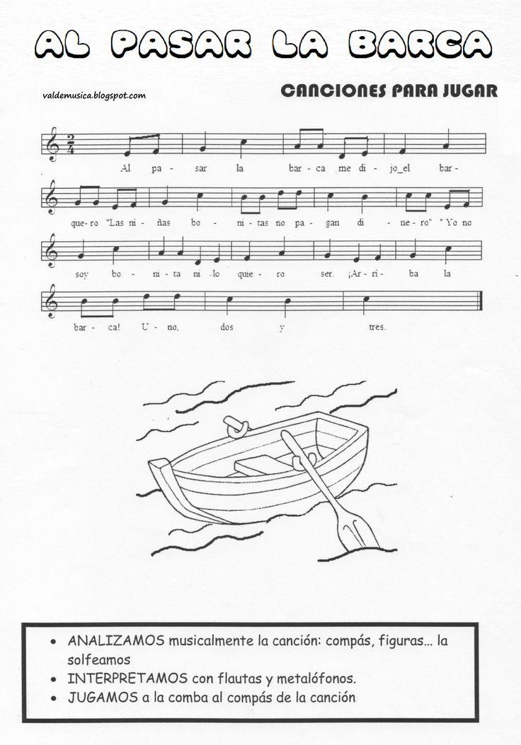 Al pasar la barca. Canción de comba. La de veces que la canté jugando a las cuerdas