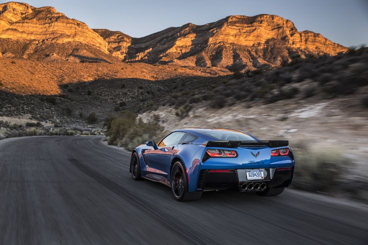 Corvette Pictures - Check out Pictures of 2016 Corvettes at Kerbeck Corvette