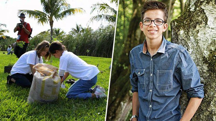 Ne dit-on pas que « le battement d'ailes d'un papillon au Brésil peut provoquer une tornade au Texas » ? Le jeune Felix Finkbeiner devait être bien inspiré alors qu'il n'avait que 9 ans seulement. Son idée simple, replanter collectivement des arbres,...