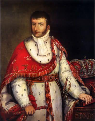 El Emperador Agustin I de México Agustín Cosme Damián de Iturbide y Arámburu