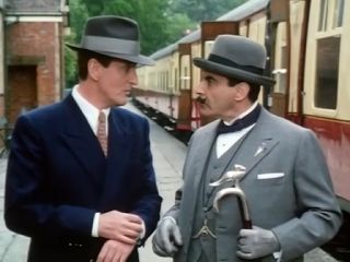 Poirot - Hastings