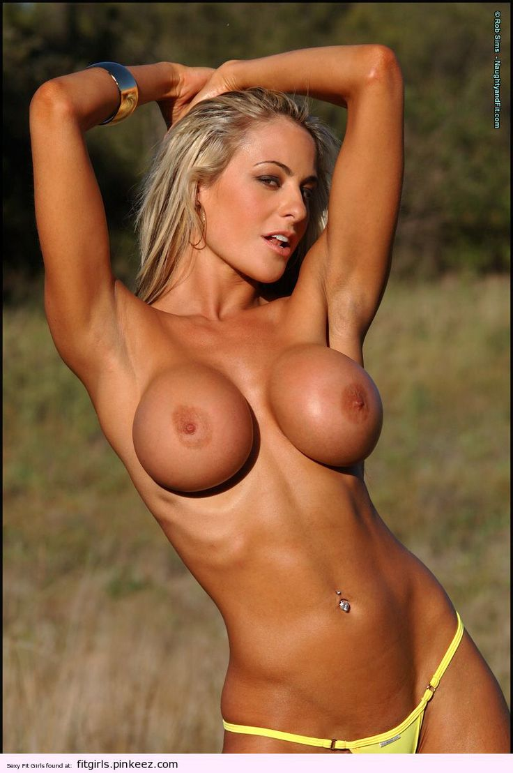 Big breast naked