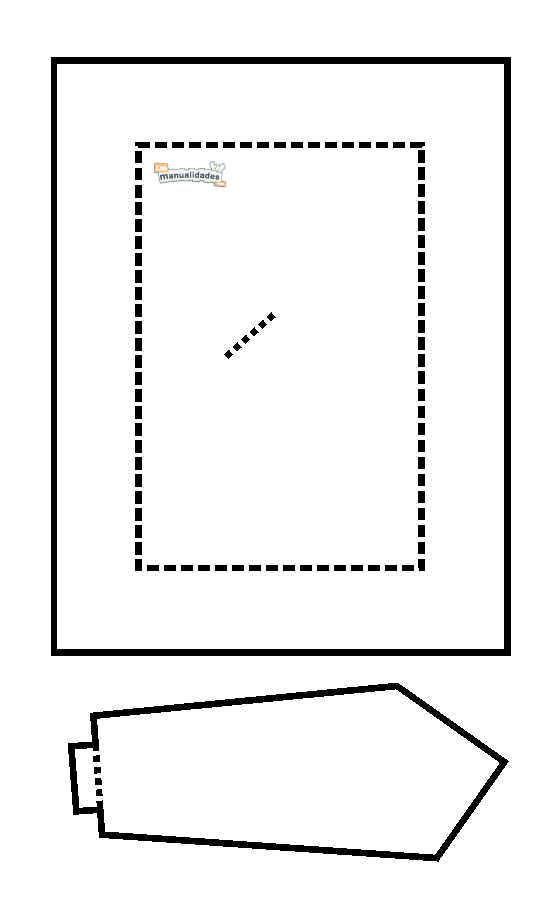 """Bienvenidos a Arte en casa con Shimi. Esta semana haremos un marco para fotos de cartón reciclado y le agregaremos una decoración hecha con los """"pétalos"""" de las piñas. De esta forma tendremos un porta retratos natural donde exhibir nuestra foto preferida. Para hacer este trabajo usaremos una plantilla que"""