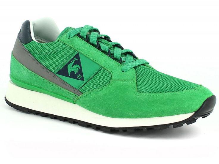 Eclat 89 M Bicolor - Sport Green - Calzado - Mujeres - Le Coq Sportif