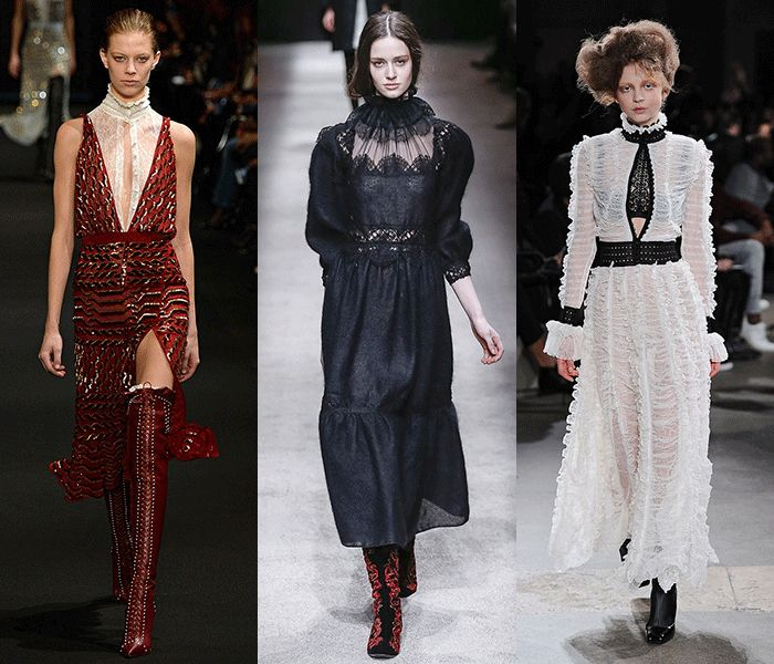 Top Fall 2015 Trends - Victorian Influence