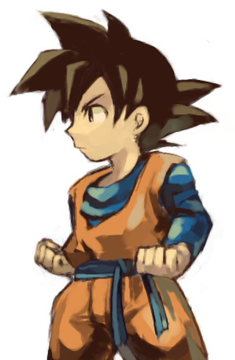 Cartoon Characters Dragon Ball Z : Best images about goku on pinterest japanese cartoon