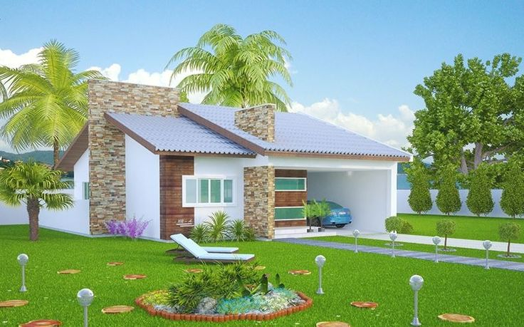 fachadas-de-casas-de-un-piso-con-techo-a-dos-aguas