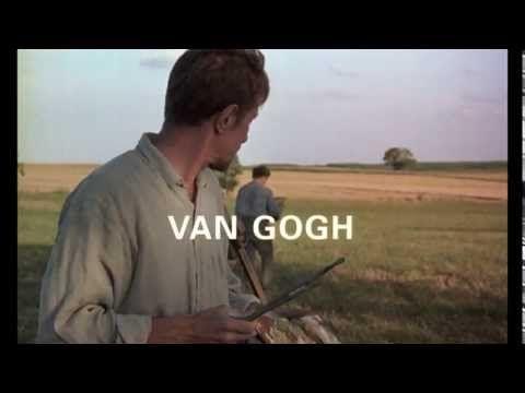 VAN GOGH Original Theatrical Trailer (Masters of Cinema) - YouTube