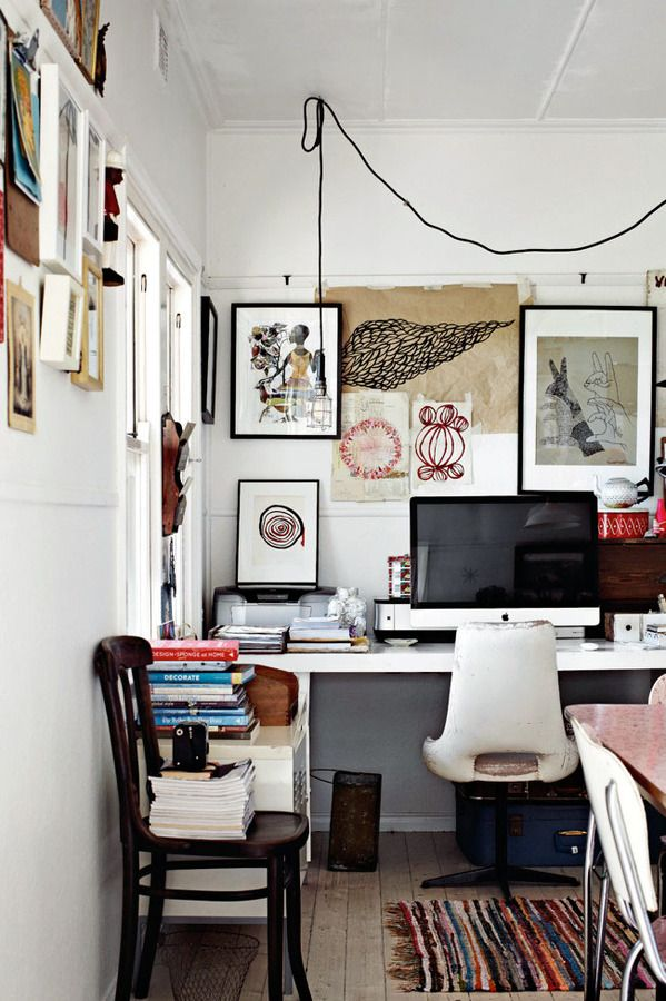 Grand Designs for Small Workspaces