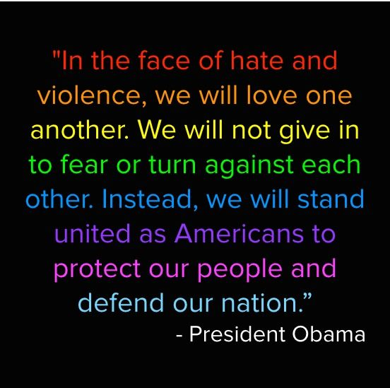 President Obama's Orlando Shooting Speech Is Profound & Emotional | Bustle