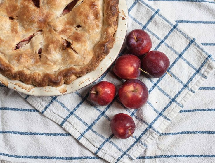 Recipe: Crab Apple Pie (Crab Apple Recipes)