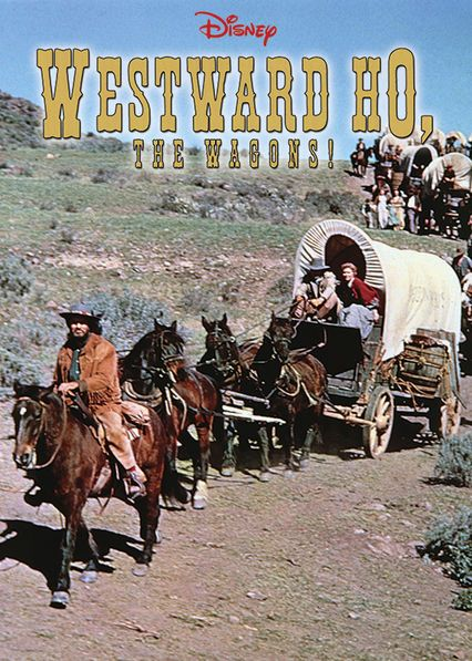 Westward Ho, the Wagons! - While crossing through hostile Pawnee Indian territory in 1846, a wagon train bound for the Oregon Territory must find an alternative to fighting.