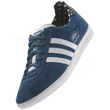 Chaussures Gazelle OG, Tribe Blue / Running White / Legend Ink