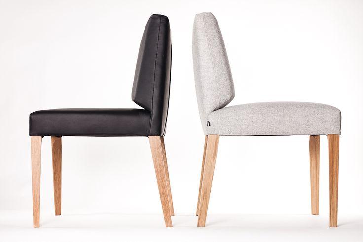 Krzesła SU. Projekt: Renata Kalarus. Zdjęcie: Przemek Kuciński