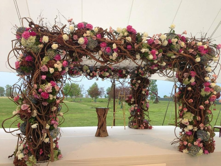 Flowers For Christmas Wedding