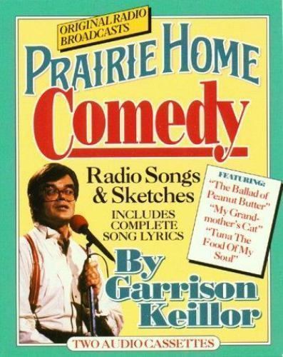 APHC Comedy : Radio Songs and Sketches by Garrison Keillor (unopened, original)