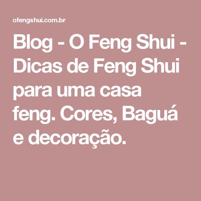 110 melhores imagens de feng shui no pinterest feng shui - Feng shui limpiar casa malas energias ...