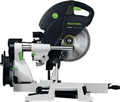 The Festool Kapex KS 120 Miter Saw http://bestmitersawguide.com/festool-kapex-ks-120-sliding-compound-miter-saw-review/