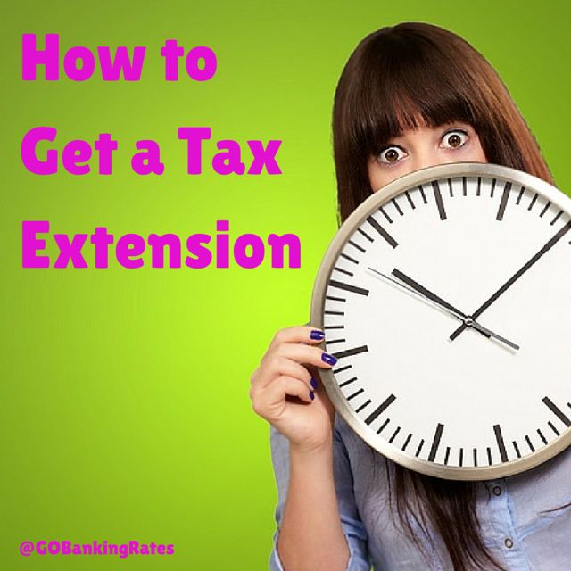 How to Get a Tax Extension